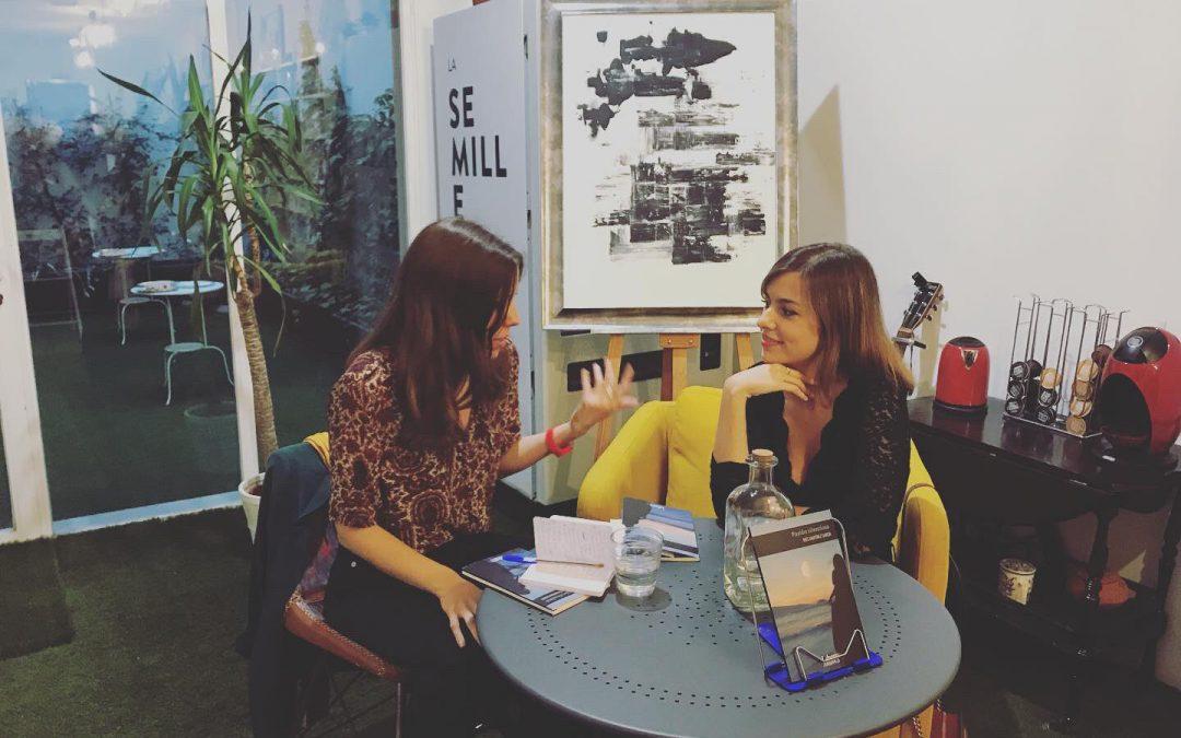 Entrevista a la editora de Liberoamérica España